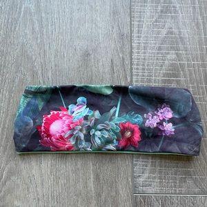 Lululemon Bang Buster Headband *Reversible in Opal / Curious Jungle Multi